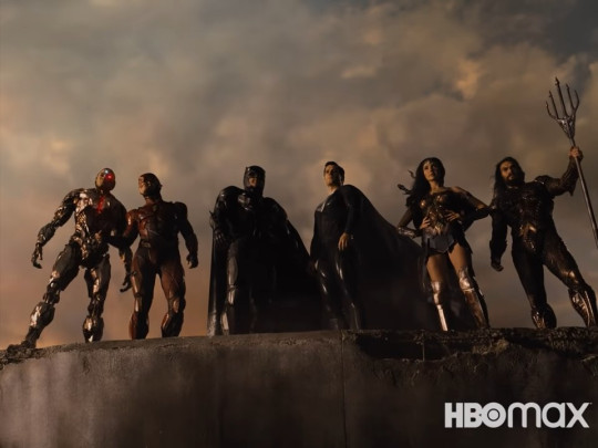 Zack's Justice League has been hailed as a 'masterpiece' (Picture: HBO)