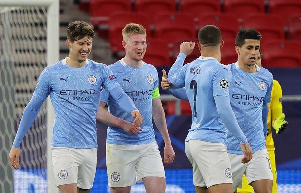 Man City have a decade-long Etihad sponsorship deal