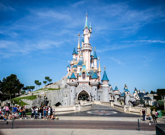 disneyland paris castle