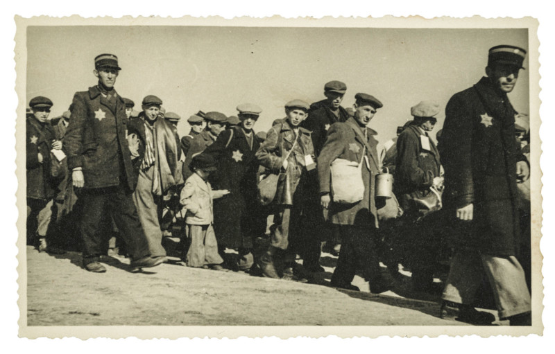 Untitled from Litzmann (Lodz) Ghetto Henryk Ross (Polish, 1910–1991) 1940–1945 Photograph, gelatin silver print *Gift of Howard Greenberg in honor of Jacques Preis *Courtesy, Museum of Fine Arts, Boston