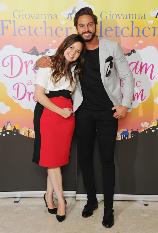 Mario said Giovanna encouraged him to speak about his feelings when he felt his lowest nine years ago (Picture: WireImage)