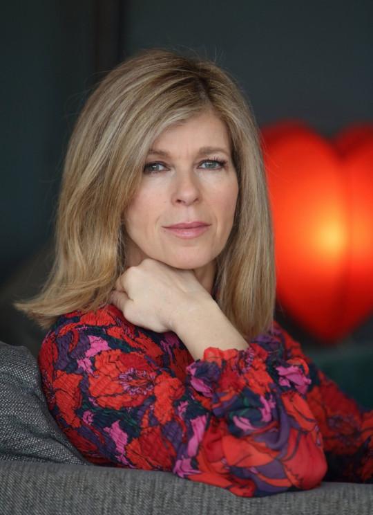 Kate Garraway in documentary Kate Garraway: Finding Derek