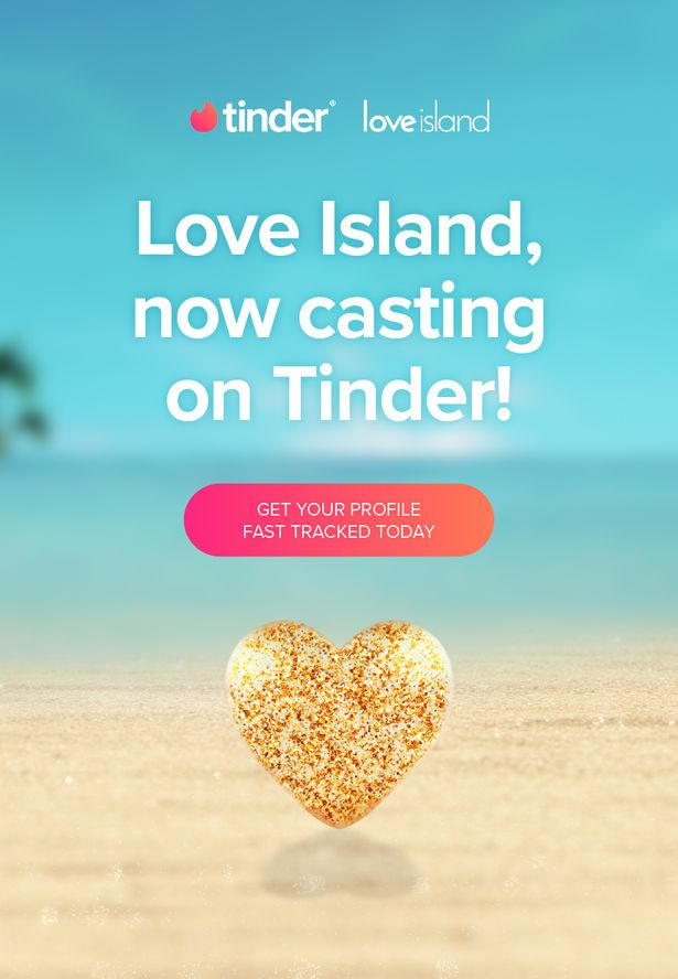 Love Island and Tinder