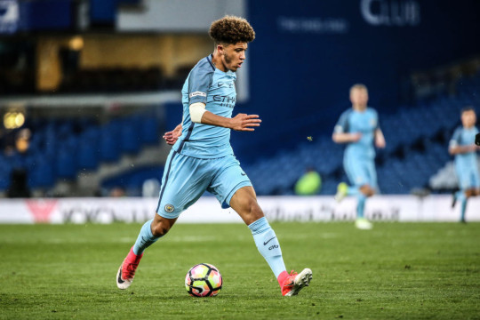 Chelsea v Manchester City - FA Youth Cup - Final - Second Leg - Stamford Bridge