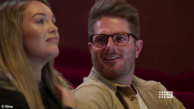 'I don't know why she's sitting next to you at this point': It comes after Bryce was berated by his own mother for his questionable actions toward soft-spoken Melissa during Monday night's episode.