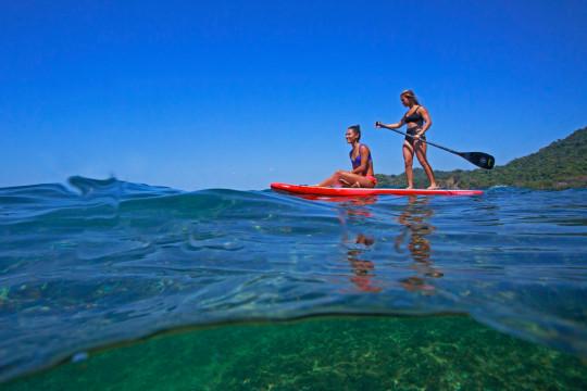 Kayaking in Manuel Antonio National Park