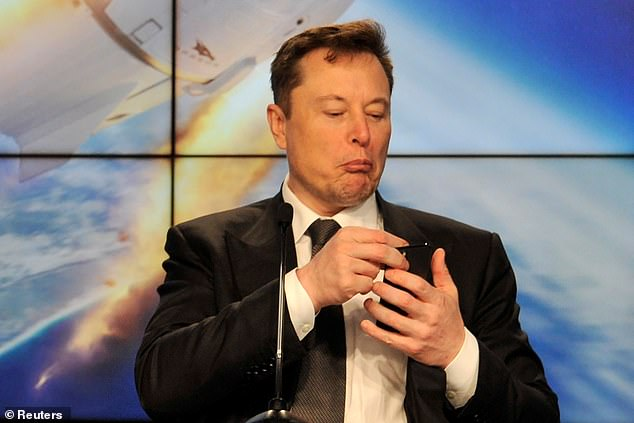 Musk, who is the CEO of Tesla and SpaceX, posted the tweet in the early hours of Tuesday