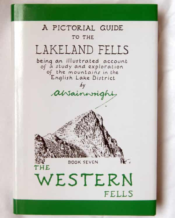 The seventh volume of Alfred Wainwright's walking guide to the Fells