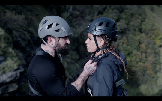 Ant Middleton and Katie Price
