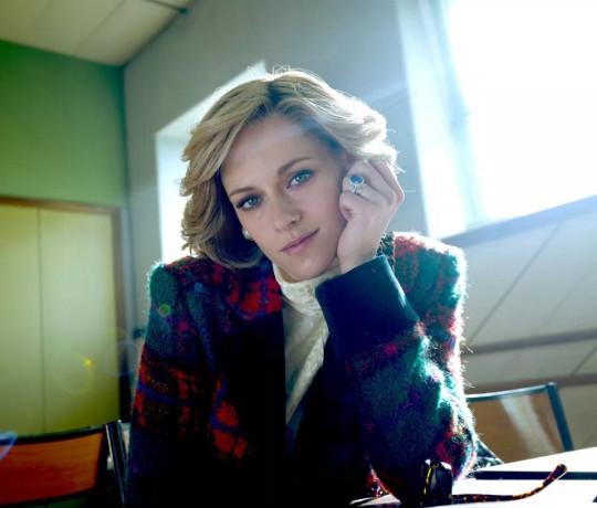 Kristen Stewart Spencer film