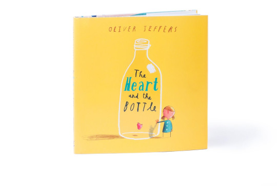 the heart and the bottle book cover