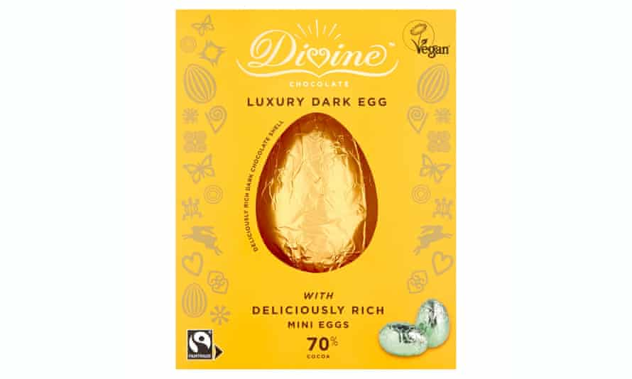 Divine Luxury Dark egg