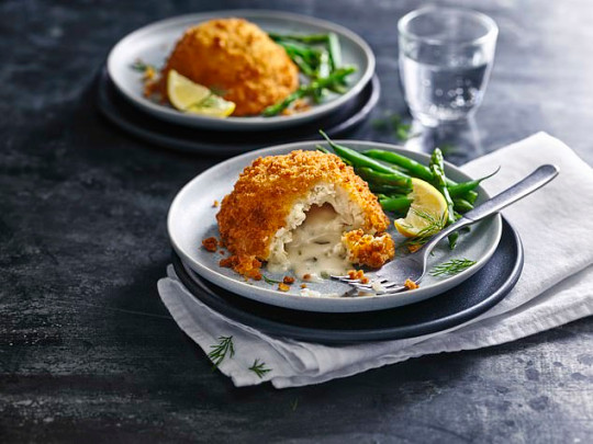 vegan fish cakes from m&s