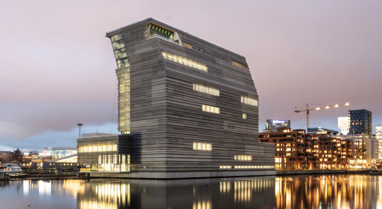 Munchmuseet Oslo, Oslo waterfront
