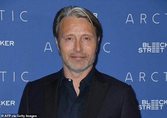 Former co-star: The 34-year-old actor was originally cast in the Cold War drama back in October 2020, set to star alongside Mads Mikkelsen for director Amma Asante (Belle)