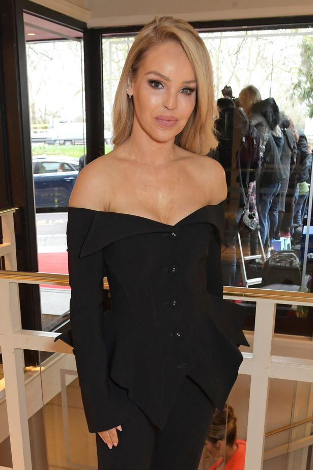 Katie Piper has undergone over 400 operations since the acid attack in 2008