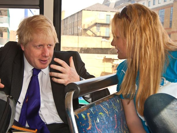 Jennifer Arcuri said she was in a four-year relationship with Boris Johnson between 2012 and 2016