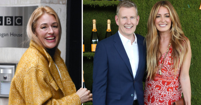 Cat Deeley: Husband, when was she on SM:TV, and what does she do now?