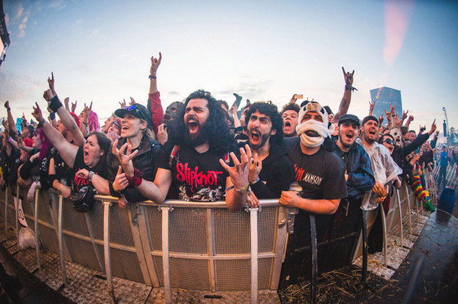 Download Festival.
