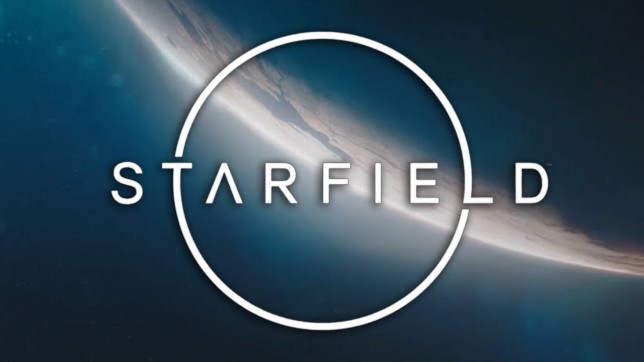 Starfield graphic