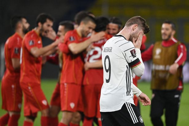 This was Germany's first qualifying defeat since 2001.