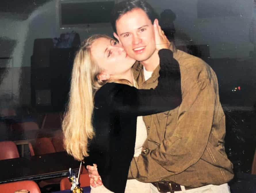 Louisa Chircop and Steve May