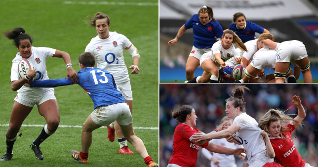 Professional English rugby union women's team