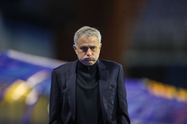 Jose Mourinho conducting mole hunt to find Spurs player who criticised his methods