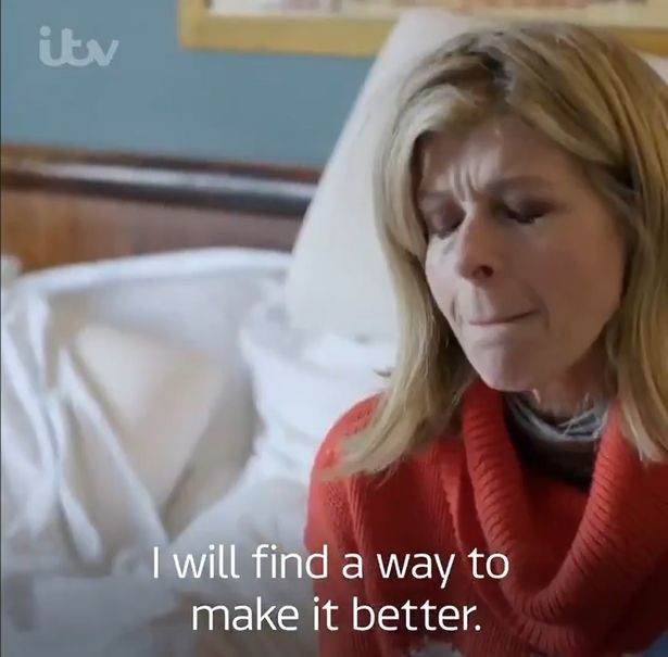 ITV Kate Garraway