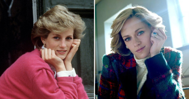 Stunning new pic of Kristen Stewart as Princess Diana unveiled as filming on movie moves to UK