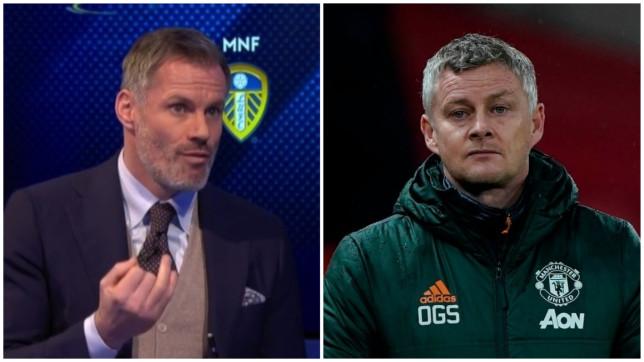 Jamie Carragher has identified Man Utd's priority in the transfer market