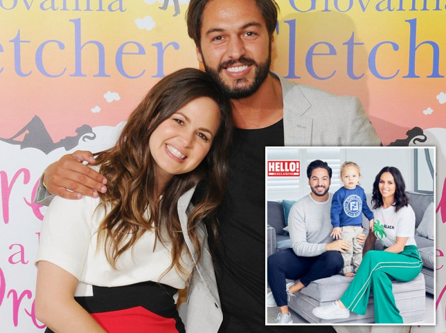 Towie's Mario Falcone has praised his sister Giovanna Fletcher for saving his life (Picture: WireImage/Hello!)