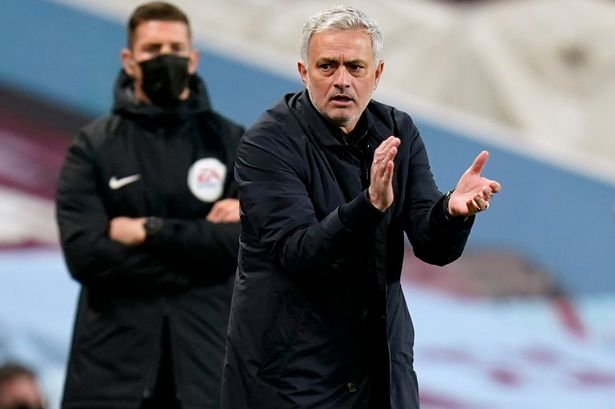 Mourinho's side battled to a much-needed victory at Villa Park