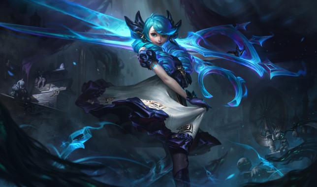 New League of Legends champion Gwen