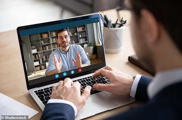 In the era of online interactions via Zoom, most conversations do not end when people want them to, a new study reports