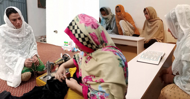 Pakistan gets its first madrasa/school for trans people