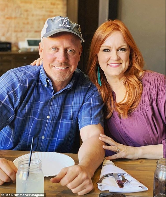 Pioneer Woman Ree Drummond's husband Ladd was involved in a crash on the family ranch in Oklahoma on Wednesday that left the couple's nephew in 'critical condition'