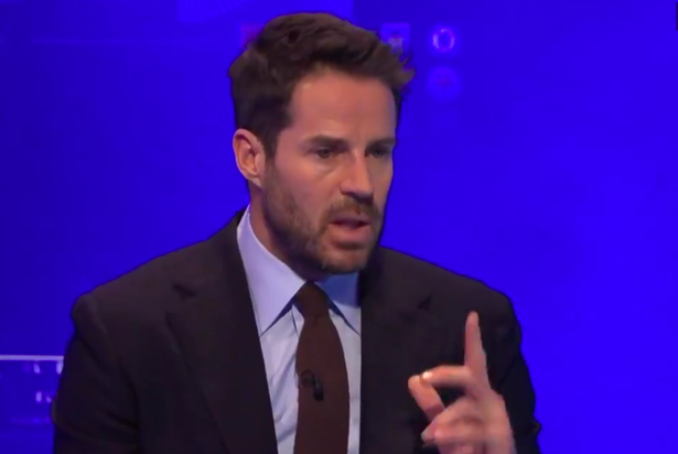Jamie Redknapp didn't hold back.