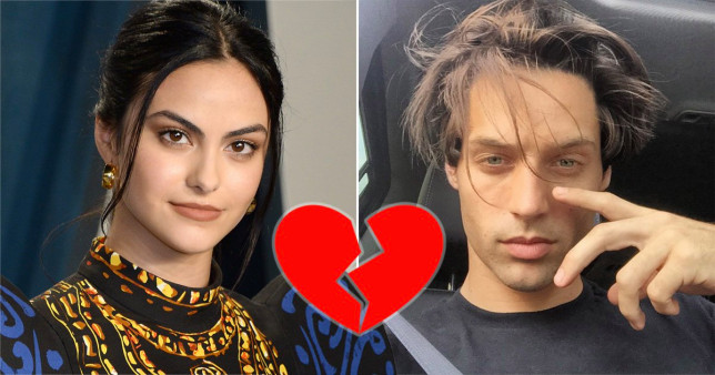 Camila Mendes and Grayson Vaughan