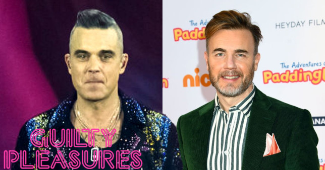 GP Column - Robbie Williams and Gary Barlow
