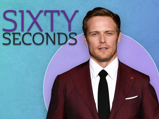 Sixty Second Sam Heughan