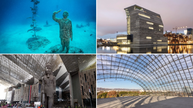 museums opening in 2021