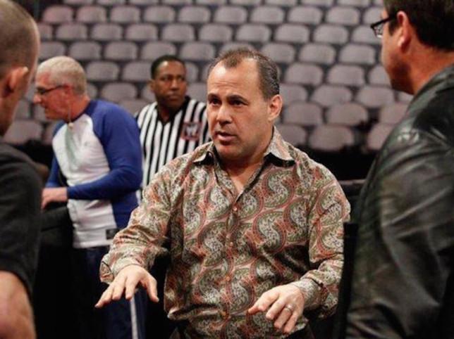 Former WWE wrestler and road agent Dean Malenko