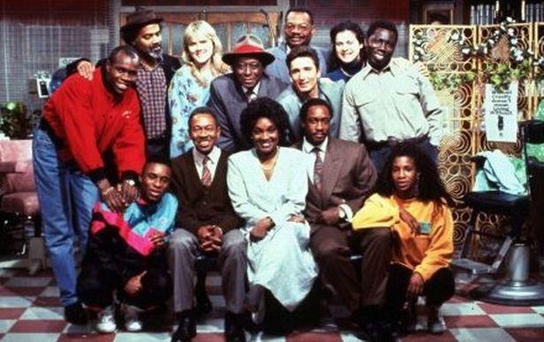 Desmond's cast