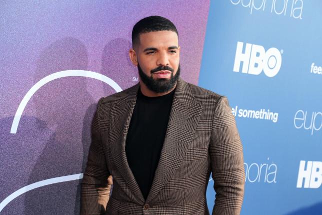 Drake attends LA Premiere Of HBO's Euphoria