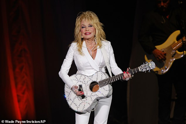 'I don't want it to look like I'm jumping the line just because I donated money. I'm very funny about that. I'm going to get mine though, but I'm going to wait.' Parton told AP last month