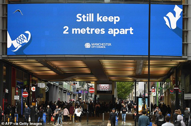 Government advice, for almost a year now, is that we should all stay at least two metres away from anyone we don't live with
