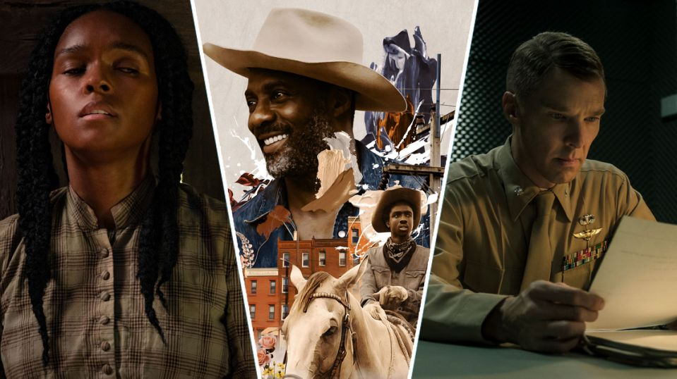 Now, Netflix and Amazon all have high profile new releases to shout about this Easter weekend: Antebellum, Concrete Cowboys, and The Mauritanian (Now/Netflix/Amazon)