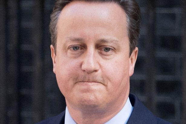 David Cameron hasn't had the best of weeks