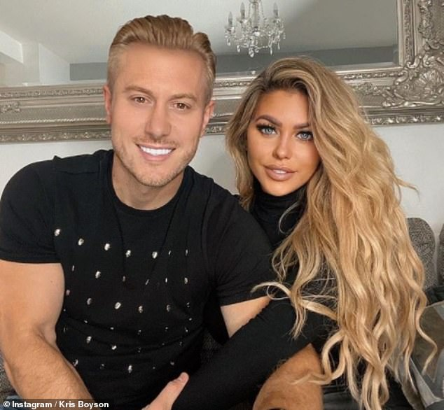 Moving too fast? The couple's whirlwind relationship saw the blonde beauty move the hunk into her home after just one date